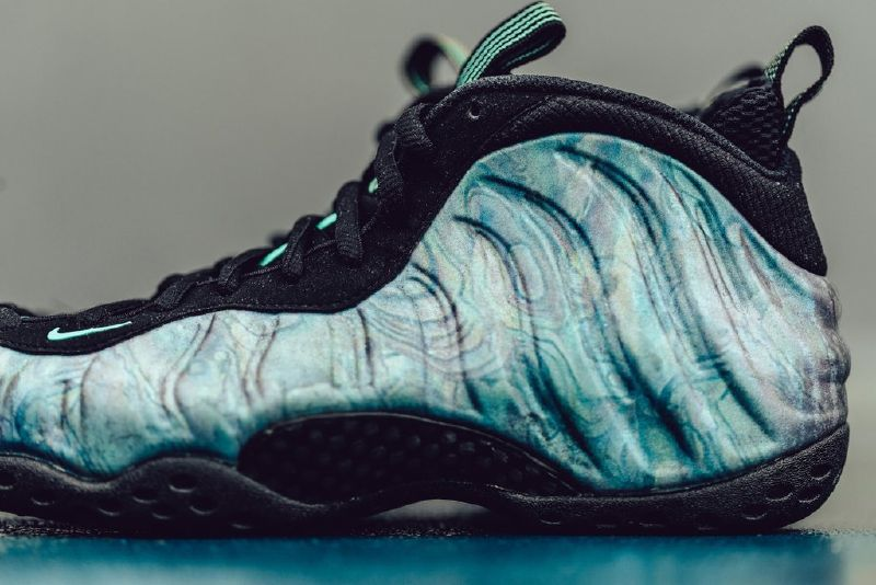 best service 188c2 4a3c6 ... coupon for nike air foamposite one abalone drops this week 82704 4e8d4
