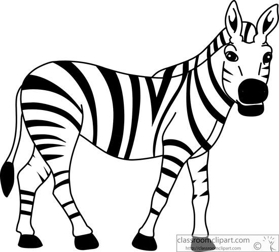 the top 5 best blogs on cute zebra clipart black and white rh notey com free clipart zebra free clipart zebra